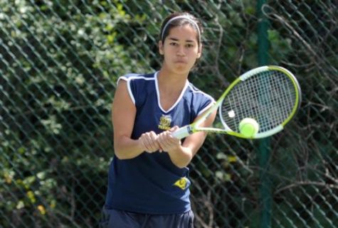 Women's tennis looks to build on solid start