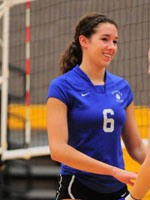 Women's volleyball hoping  to finish strong
