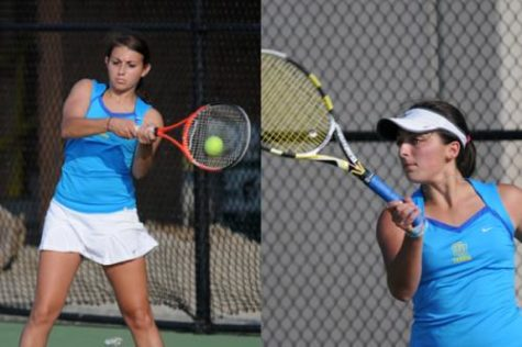 Women's tennis wraps up season