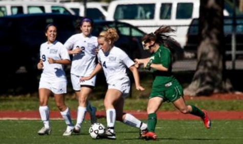 Women's Soccer Starting to Find Their Way in Young Season