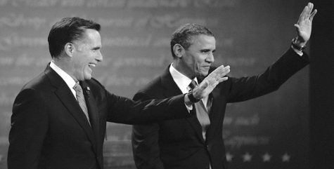 Who deserves credit in the first debate?