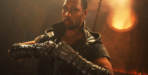 RZA talks influence in directorial debut 'Iron Fists'