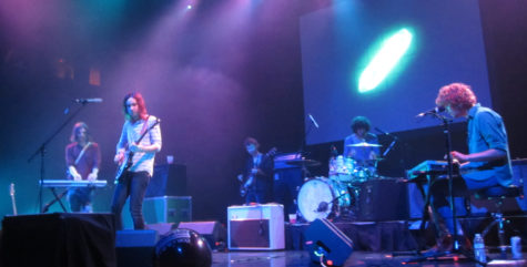 Tame Impala rock a sold-out spring break show at HOB: Boston
