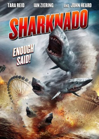 Q&A with Sharknado director Anthony C. Ferrante and star Tara Reid