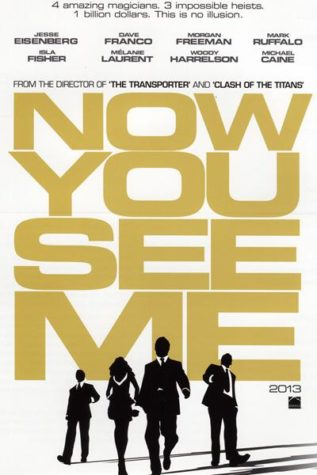 Now You See Me film thrills audiences