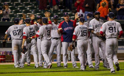 Red Sox bounce-back season moves towards playoffs