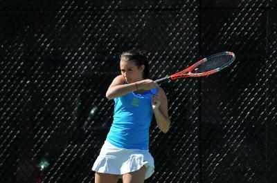 Women's Tennis seeded third heading in to GNAC playoffs