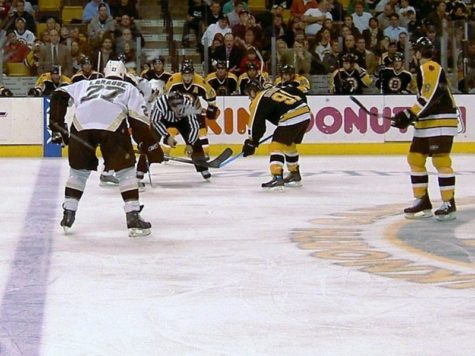 Big bad Boston Bruins ready to win trophies this year signing new players