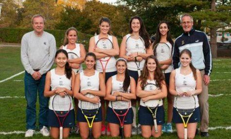 Women's Tennis falls in the GNAC semifinals