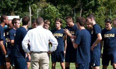 Men's soccer season comes to a close – misses post season