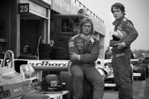 Rush release excites local movie-goers, Formula 1 World Champion's coolest rivalry