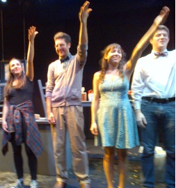 Theatre department sets off Fall Showcase