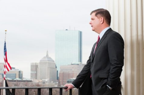 Boston's Mayoral Race: Marty Walsh