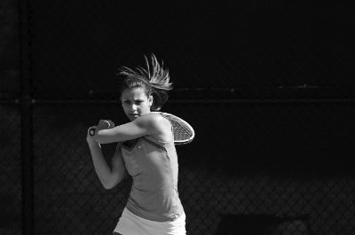 Women's tennis still looking to find its form