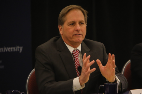 Gubernatorial hopefuls share ideas at Rappaport Center