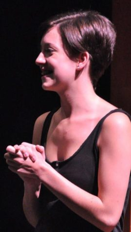 """STUDENT INTERVIEW: Leading Woman of """"Radium Girls"""", Krysten Schmelzer"""