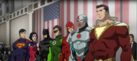 DC Comics lays egg with Justice League: War