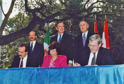 Re-examining NAFTA, 20 years later