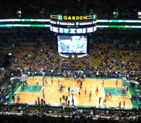 TD Garden Venue General Manager: Work comes first