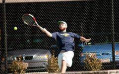 The grand success of the men's tennis team