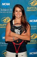 Adrianna Garrett, women's tennis still looking strong
