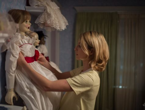 """Annabelle"" proves to be less than thrilling"