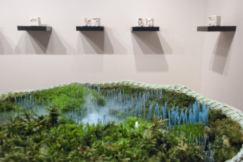 Art meets science at NESAD exhibit