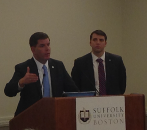 Bid for Olympic Games discussed at Suffolk Law School
