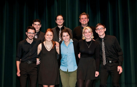 Seriously Bent hosts fourth annual 'Eat My Improv' show