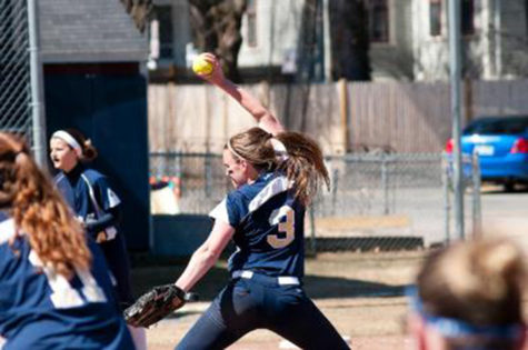 Sarah Chasse looks to finish softball career strong