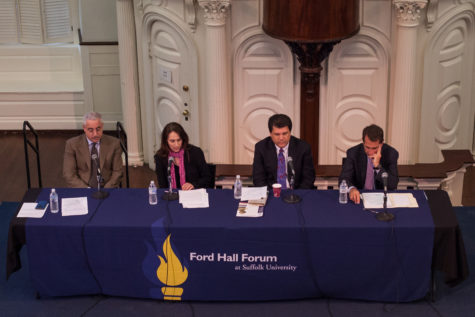 Voter participation discussed at Ford Hall Forum