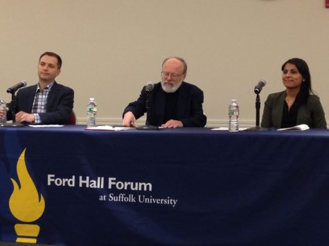 Medical officials address management of pandemics at Ford Hall Forum