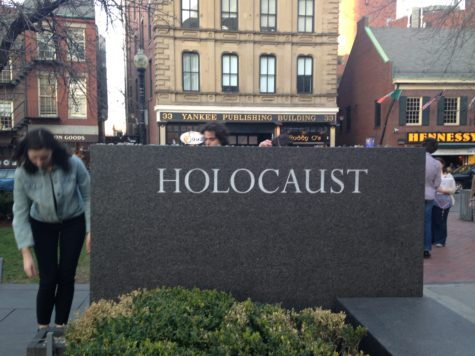 Students from local colleges come together for Holocaust Remembrance Day