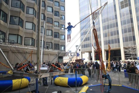 Students, PC, celebrate end of year with Urban Carnival