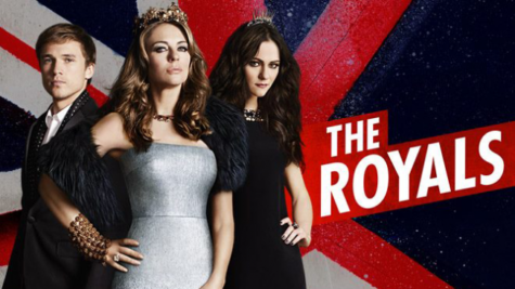 British reign E! in smashing new scripted reality drama