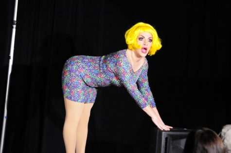 Annual drag show entertains with sass