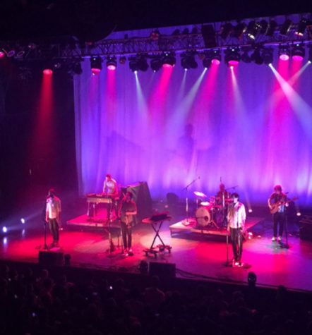 Beirut rocks the House, skips the Blues