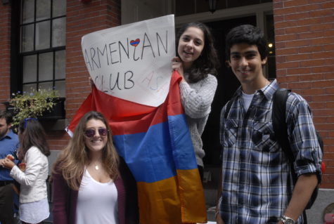 Armenian coalition in Boston area