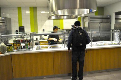 Dining, comfort hot topics at campus forum