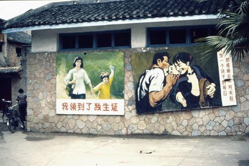 china one child policy essay
