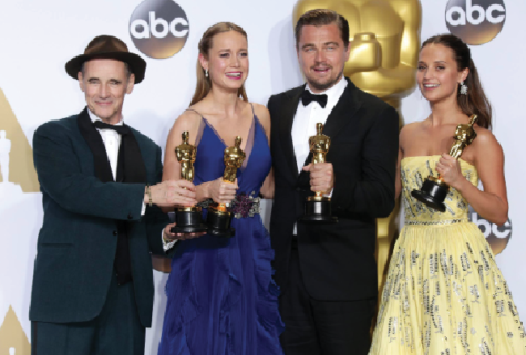 Oscars remain gold amid controversy