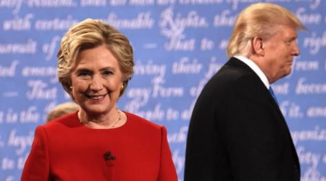 Clinton scores, Trump flops, voters lose