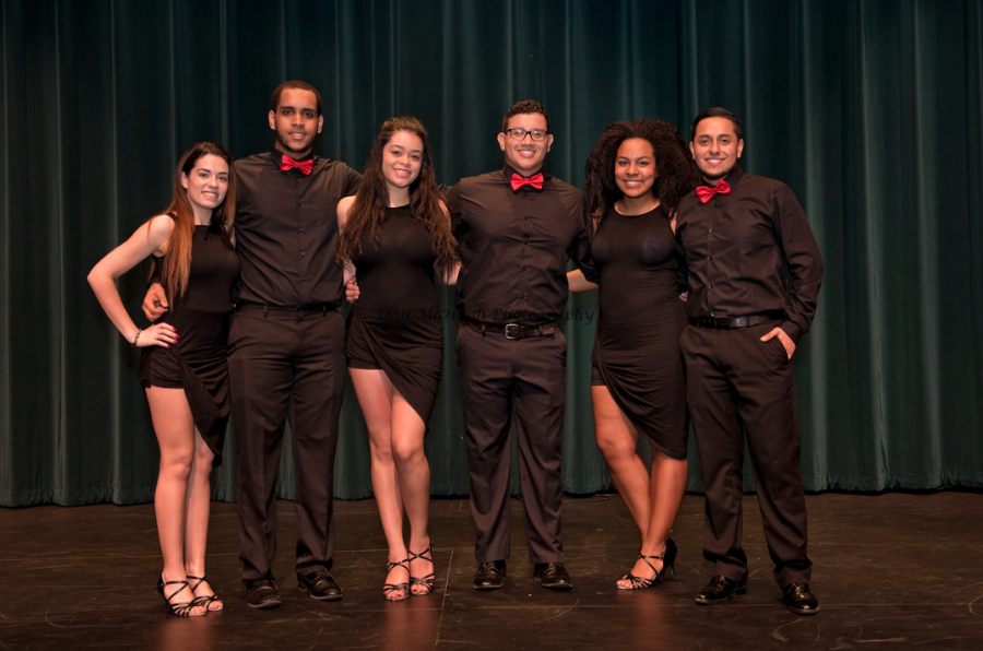 Dance routines, Latin culture, and a firey passion to entertain