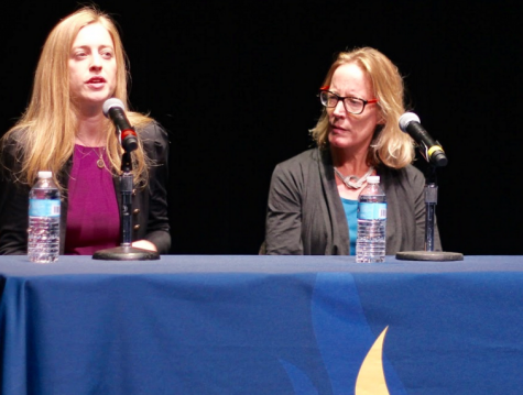 Ford Hall Forum talks women in workforce, investigative journalism
