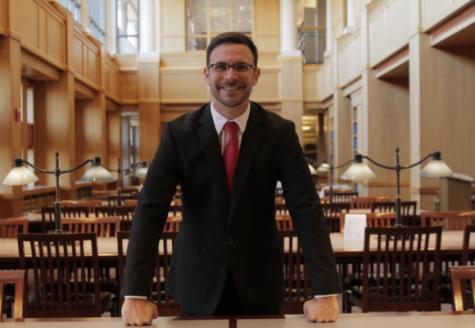 Suffolk alum runs for state senate in home district