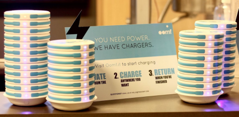 Charged up: Suffolk's solution to keep students plugged in