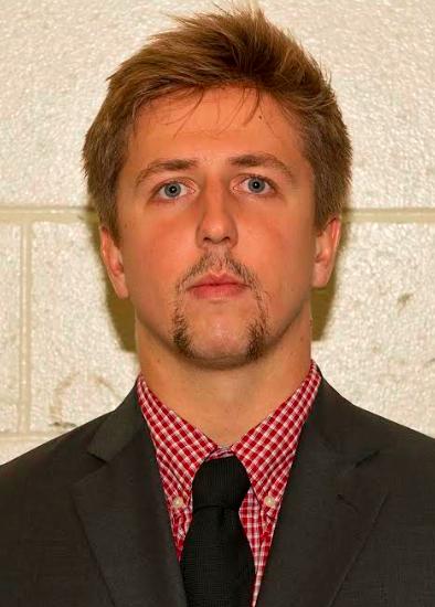 Senior forward Brett Lawson