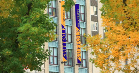 Suffolk on top: University ranking by WSJ names Suffolk in top 25 percent