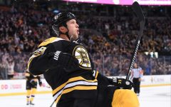 Bruins lead early, defeats Blue Jackets 5-2