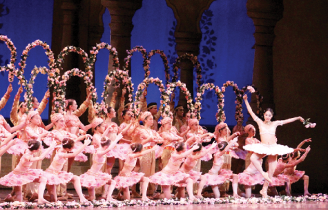 """Le Corsaire"" en pointe in season opener"